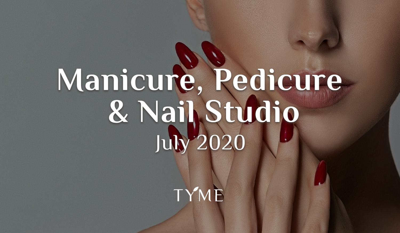 Manicure, Pedicure & Paraffin Wax Treatment