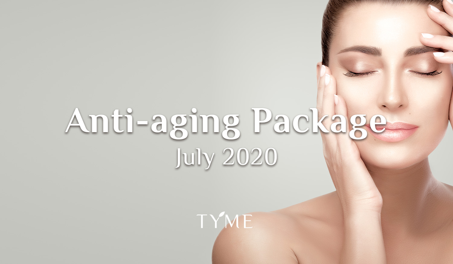 Anti Aging Package TYME SPA