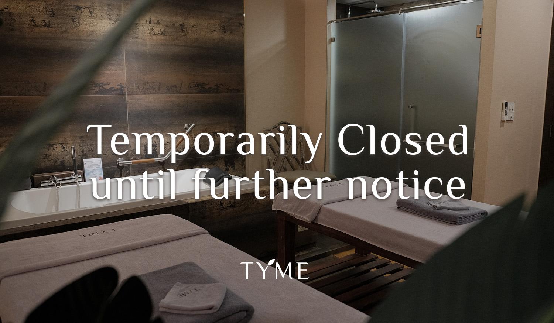 Temp Closed 2 Jan 2021